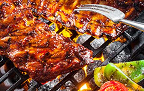 Outdoor Dining & Fantastic BBQ Menus