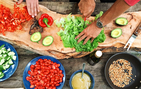 Healthy Lunch Gatherings