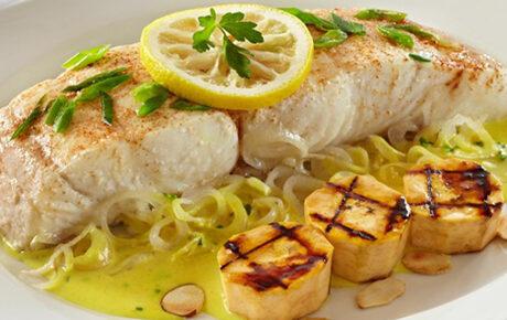 Seafood Dinner Party Menus